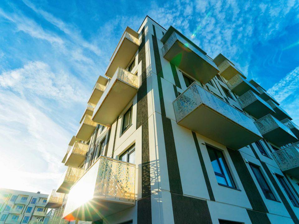 Fassadenschutz Photokatalyse